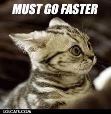 Fast Meme - must go faster cat meme cat planet cat planet