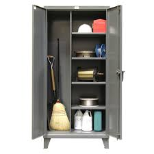 Vacuum Cleaner Storage Cabinet Broom Cabinet Tall Narrow Storage Cabinet Foter Endearing Vacuum