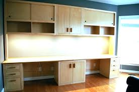 how to make a desk from kitchen cabinets desk base cabinets popular kitchen cabinet height inside