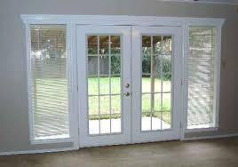 Patio Door With Sidelights Atrium Doors