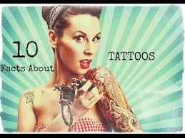 10 facts about tattoos youtube
