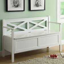 Wooden Benches With Storage Hallway Bench With Storage Elegant Furniture Design