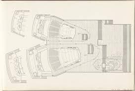opera house floor plan sydney opera house data photos plans wikiarquitectura