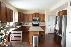 kitchen remodel reveal how to install a kitchen cabinet and