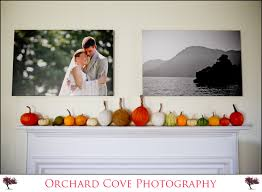 thanksgiving mantle vt wedding photographer orchard cove