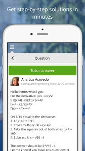 Snapsolve  Get homework help in a snap on the App Store