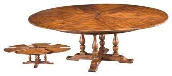 round expandable dining room table expandable dining room table kobe table