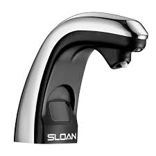 Sloan Solar Powered Faucet Sloan 335001 Solenoid Valve Cartridge Touchless Bathroom Sink