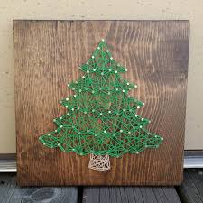 image result for christmas tree string art christmas pinterest