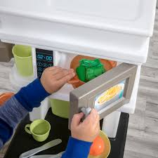 modern kitchen toy modern metro kitchen play kitchen step2