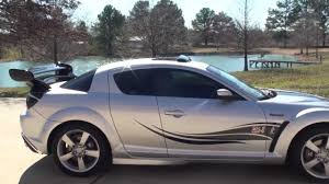 mazda 4 by 4 hd video 2005 mazda rx 8 shinka gt touring for sale fast u0026 furious