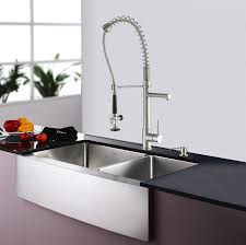 kitchen sink faucets reviews contemporary bridge faucet modern kitchen sinks high end kitchen