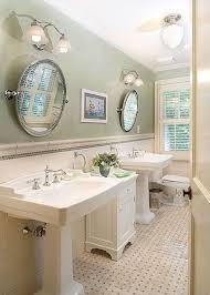 pedestal sink bathroom ideas pedestal sink bathroom ideas 21 just add home redecorate with