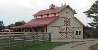 Barn Designs For Horses Precision Barn Builders Horse Barn Construction Pole Barn
