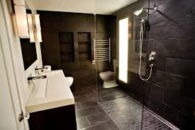Bathroom With Open Shower Open Shower Ideas Awesome Doorless Shower Creativity Decor