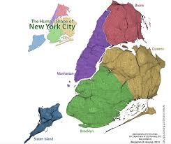 New York Borough Map by New York City Musings On Maps