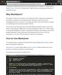 tutorial github pdf assignments in markdown andrew kerr medium