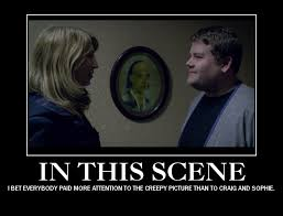 Creepy Meme - the monday meme the creepiest scene in the lodger arcadia pod