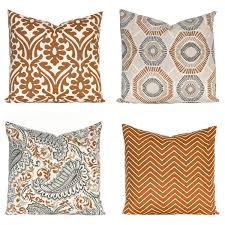 Callisto Home Pillows by Decorative Pillow Covers Brown Pillows Chevron Pillows