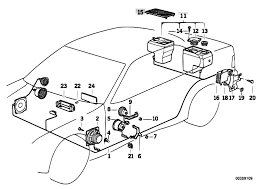 original parts for e36 320i m50 sedan audio navigation