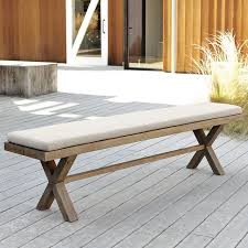 jardine bench cushion west elm