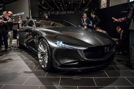 mazda worldwide sales 2017 mazda kai vision coupe concepts unveiled at tokyo motor show