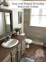 bathroom update ideas updated bathroom designs brilliant design ideas small guest