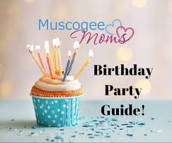 Columbus Ga Zip Code Map by Birthday Party Guide Muscogee Moms