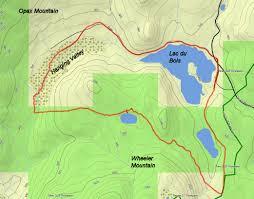 Wmu Map Wheeler Loop U2013 Kamloops Hiking Trails