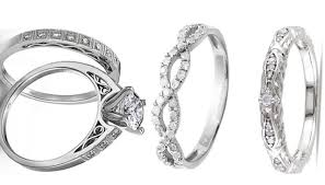 types of wedding ring engagement ring and the wedding band how to connect engagement
