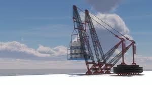 ale announce plans for 8 000t heavy lifting crane heavy torque