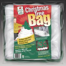 disposable tree bags decor