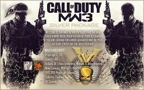 ps3 modern warfare 3 packages u2013 zupahmodz