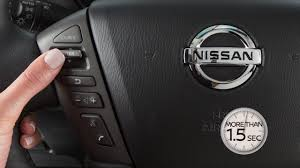 2018 nissan armada steering wheel audio controls youtube