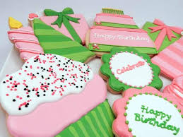 flour box bakery u2014 super cute pink and green birthday