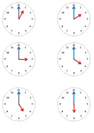 telling the time o u0027clock matching activity by kristopherc