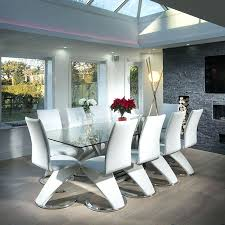 10 Seater Dining Table And Chairs Dining Room Table Sets Seats 10 Glass Dining Tables To Seat Dining