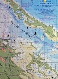 Georgetown Map George Town A Culminating Activity Sailing Journey