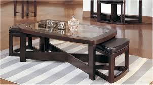 coffee table splendid black living room table sets square glass