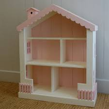 Kids Dollhouse Bookcase Cottage Dollhouse Bookcase And Luxury Kid Furnishings Including