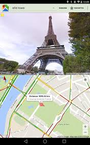 Google Maps Rotate How To View Google Maps U0026 Street View In Split Screen Mode On