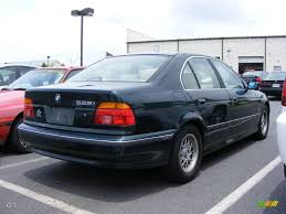1998 bmw 528i specs 1998 oxford green metallic bmw 5 series 528i sedan 11352881 photo