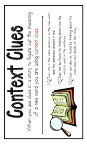 Context Clues Worksheet 5th Grade 70 Best Context Clues Images On Pinterest Guided Reading
