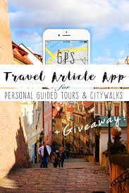 top travel blogs images Gpsmycity the best travel article app for gps guided citywalks jpg