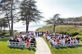 monterey wedding venues seascape resort on monterey bay aptos ca