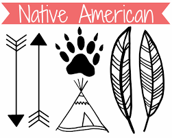 native american clipart clipart bay