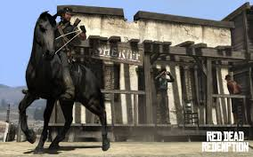 red dead redemption game wallpapers red dead redemption wallpapers pc games wallpapers