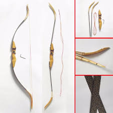 handmade bow high quality handmade traditional bow archery