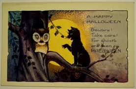 vintage halloween illustration strange halloween facts and folklore