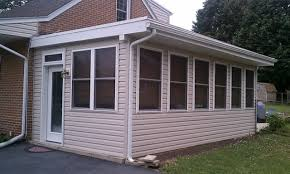 Vinyl Patio Enclosure Kits by Enjoying The Scenery With Enclosed Porch Kits